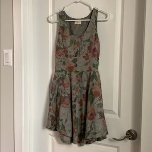 Pins and Needles small floral fit and flare dress